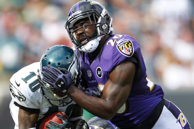 Ed Reed Says Shoulder Injury Not a Concern