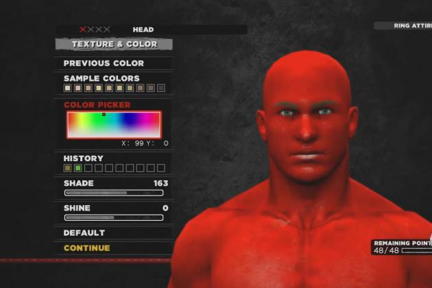 WWE 13: Details on Creation Suite Unlocks Even More Possibilities for Gamers
