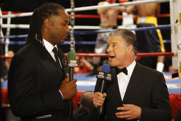 Lennox Lewis Loses Mind, Says David Haye Deserves Title Shot