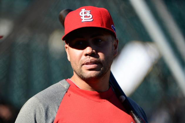 Beltran Vital to Cards' Success