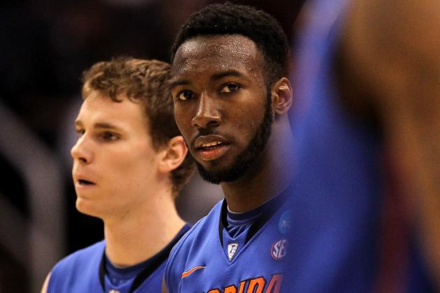 2012 Florida Gators Basketball Media Day