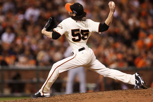 Tim Lincecum Sets the Stage for San Francisco Giants in Critical Game 4