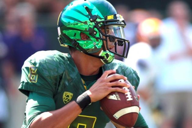 Oregon vs. Arizona State: TV Schedule, Live Stream, Radio, Game Time and More