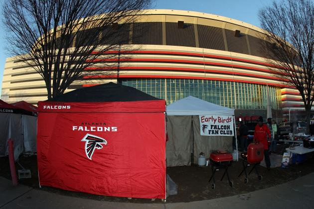 Atlanta Falcons: Why Is the Georgia Dome Empty Early in Games?
