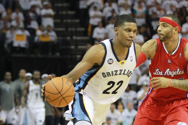 Rudy Gay Ready to Break Out