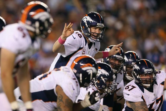 Peyton Manning: Broncos QB Will Guide Team to First-Round Playoff Bye