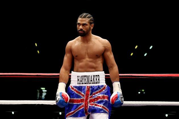 David Haye Claims Fight Against Vitali Klitschko Has Been Agreed to