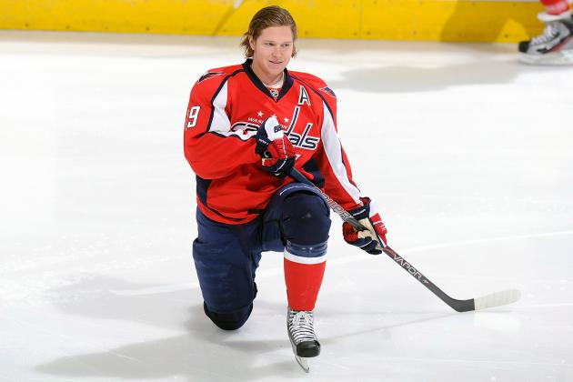 Report: Nicklas Backstrom Signs with KHL's Dynamo Moscow