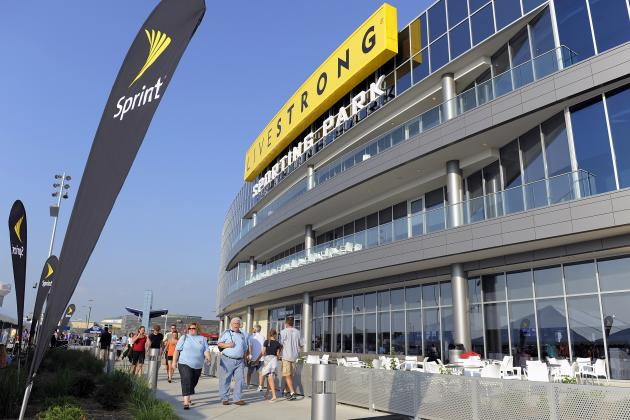 Sporting Kansas City Must Drop Livestrong from Stadium Name (Poll)