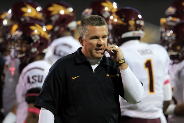 Graham's Fast Start at Arizona State Faces Biggest Challenge vs. Oregon