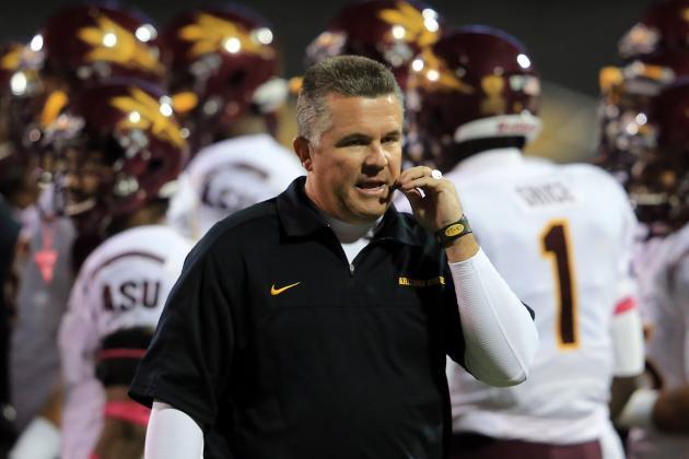 Graham's Fast Start at Arizona State Faces Biggest Challenge vs. Oregon