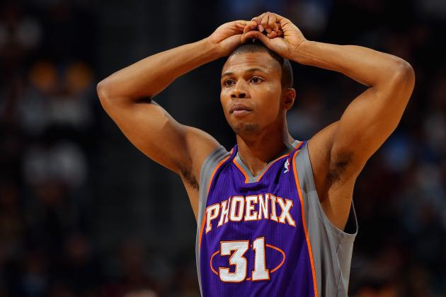 Phoenix Suns Guard Sebastian Telfair Dealing with 'Knick-Knack' Injuries