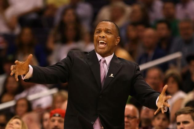 Phoenix Suns' Gentry Pleased with Physical Play