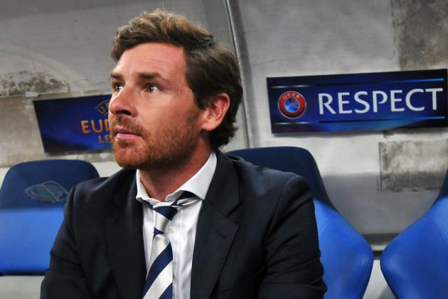Spurs Boss Andre Villas-Boas Wants Revenge on Chelsea