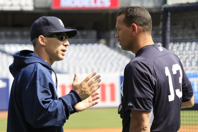 If Alex Rodriguez Stays with the Yankees, Does Joe Girardi Have to Go?