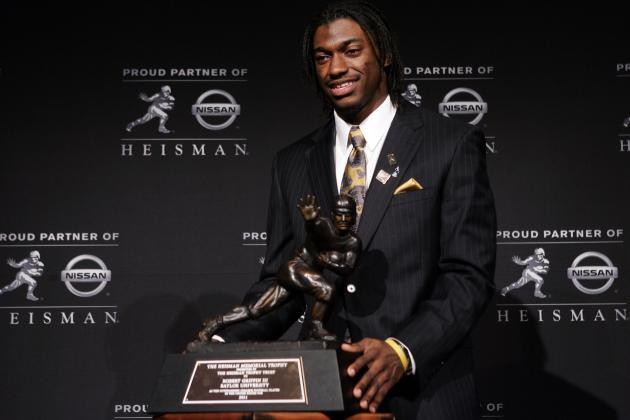 Why Can't You Find a Heisman Favorite Among the Top BCS Contenders?