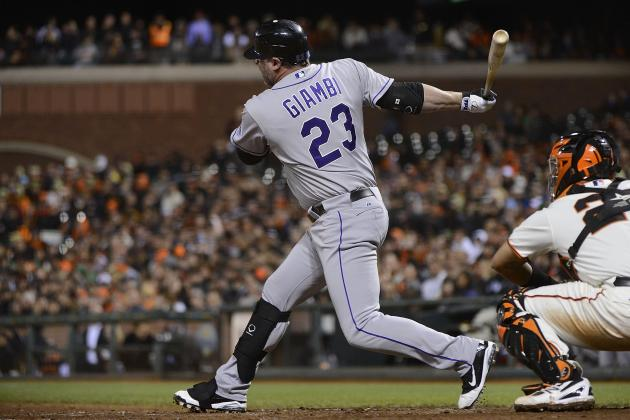 Rockies Will Interview Giambi Before Going Outside Organization