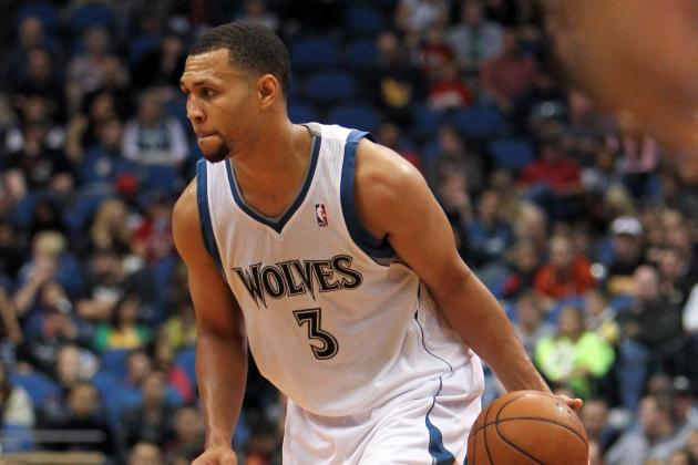 Love, Roy Lead Wolves over Haifa114-81: CBS Minnesota