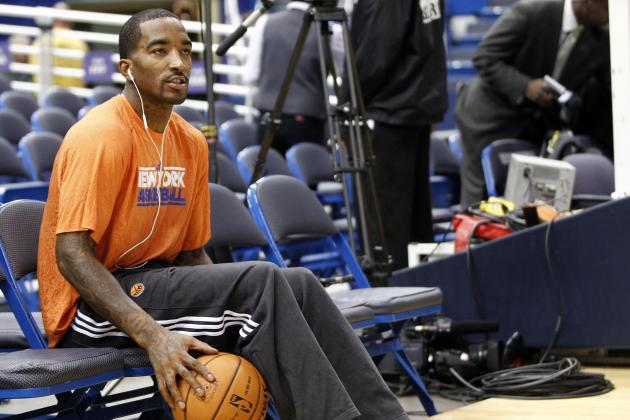 Why J.R. Smith's Achilles Injury Is Enormous Red Flag for NY Knicks