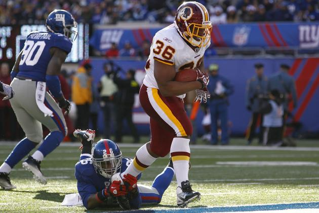Breaking Down How the Washington Redskins Can Attack the New York Giants