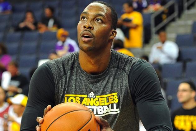 Dwight Howard Declaring Himself Pain-Free Is Major Boost to Lakers' Title Hopes