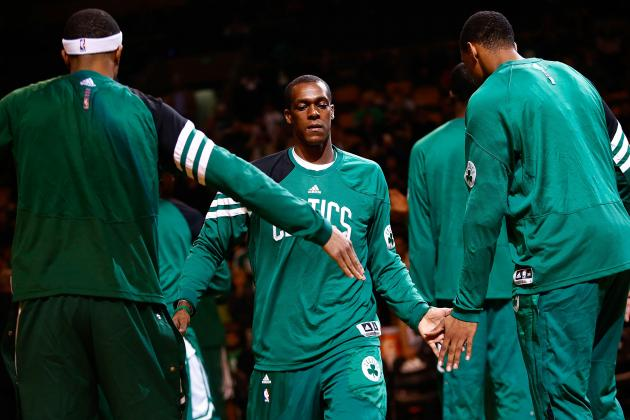 Can the Boston Celtics Win a Title with Rajon Rondo as Their Star?