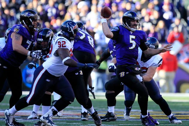 Ravens vs. Texans: Drawing Up a Game Plan for Baltimore