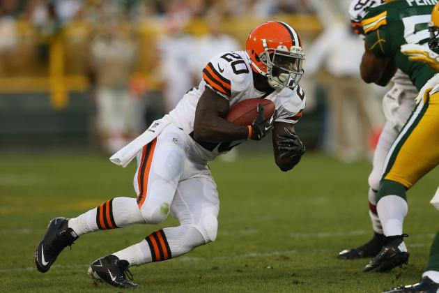 Montario Hardesty: Browns RB Not a Surefire Fantasy Option in Muddled Backfield
