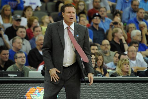 Bill Self Shows No Sign of Slowing Down at KU