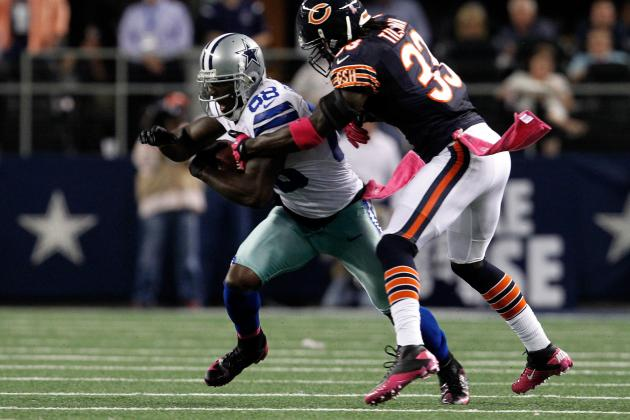 Chicago Bears vs. Detroit Lions Game Preview