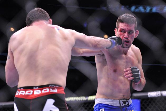 Demian Maia Open to Facing Nick Diaz and Jon Fitch