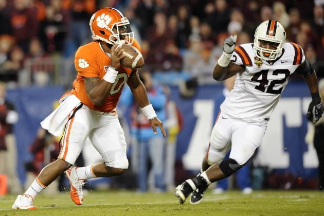Virginia Tech vs Clemson: Latest Spread Info, BCS Impact and Predictions