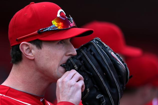 Cincinnati Reds Hot Stove: The Solution to the Center Field Problem