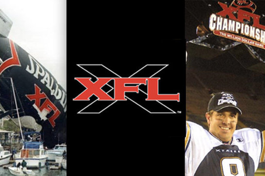 10 Reasons to Be Thankful the XFL Is Xtinct