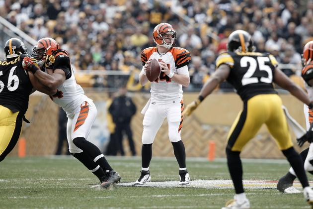 Steelers vs. Bengals: Drawing Up a Game Plan for Cincinnati