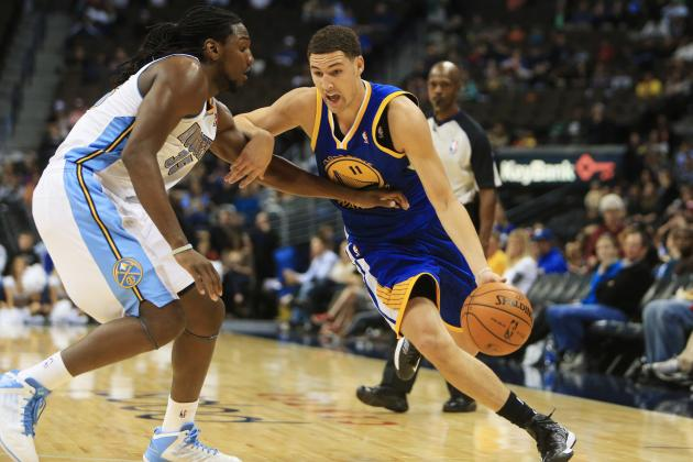 How Klay Thompson Will Win the NBA's Most Improved Player Award
