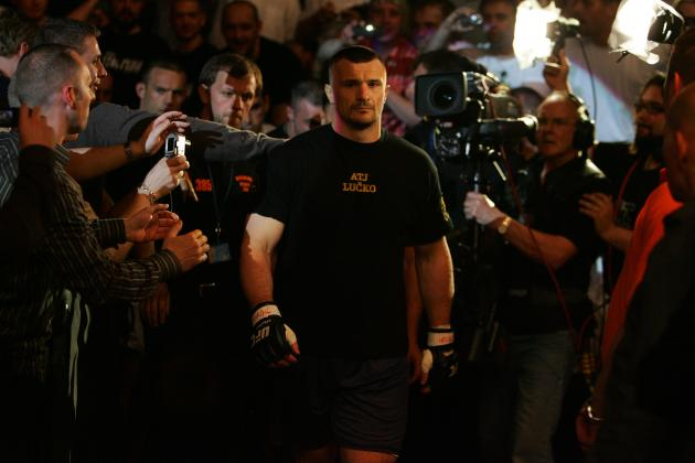 Mirko Cro Cop Acknowledges 'Huge Mental Barrier' During UFC Stint