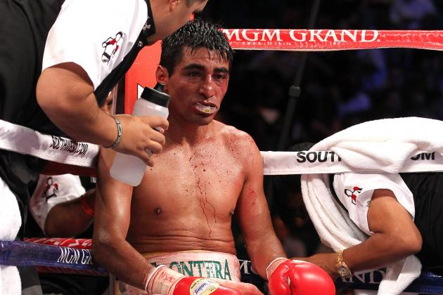 Erik Morales Tests Positive for Banned Substance Prior to Danny Garcia Fight