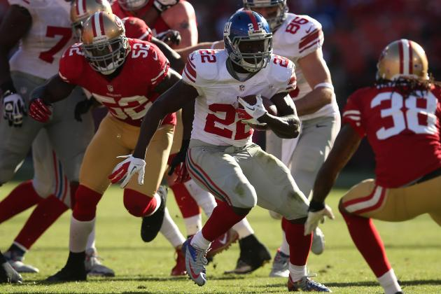 David Wilson: Why Week 7 Will Be Giants Rookie's Breakout Performance