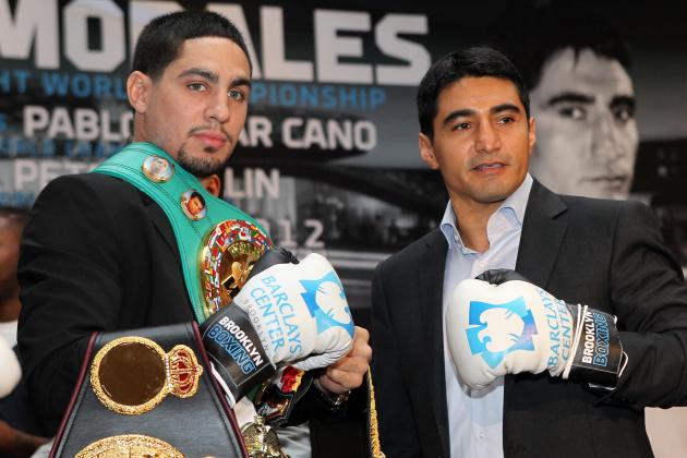 Erik Morales Reportedly Tests Positive for Undisclosed Substance
