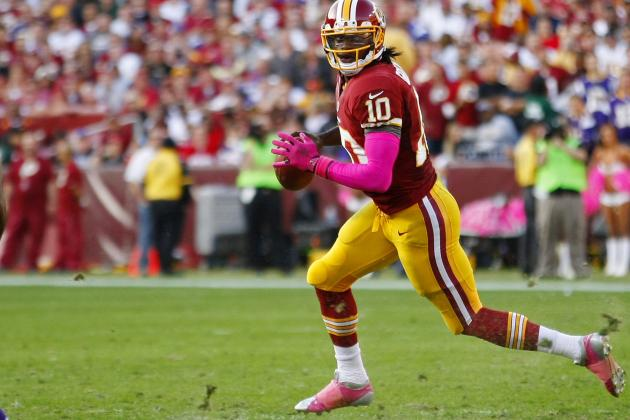 Why the Giants Defense Is More Than Ready for Robert Griffin III, Redskins