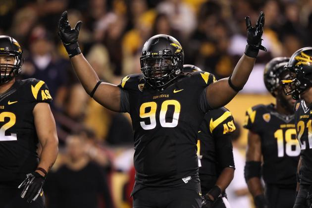 Pair of Arizona State D-Linemen Already Injured Against Oregon