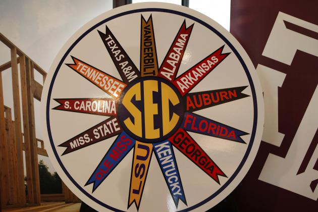 SEC Football: It Is Time to Call Conspiracy on SEC Conference Scheduling?