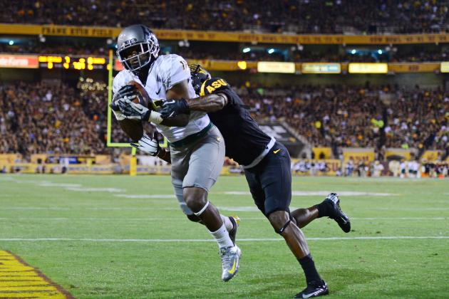 Oregon vs. Arizona State: Live Scores, Analysis and Results