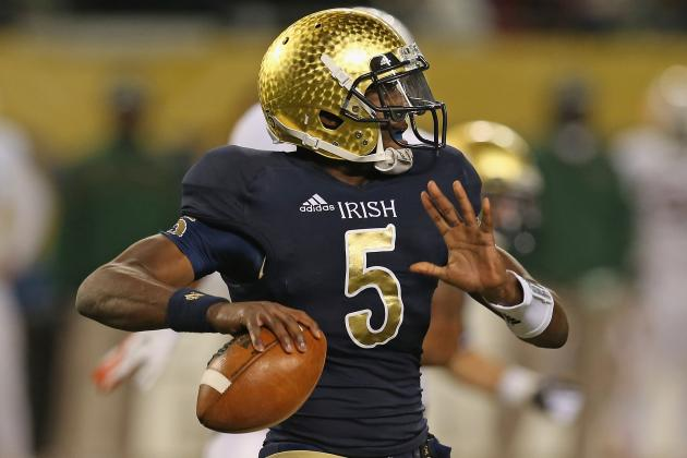 Notre Dame Football: Offense Will Be Key in Avoiding Upset Against BYU