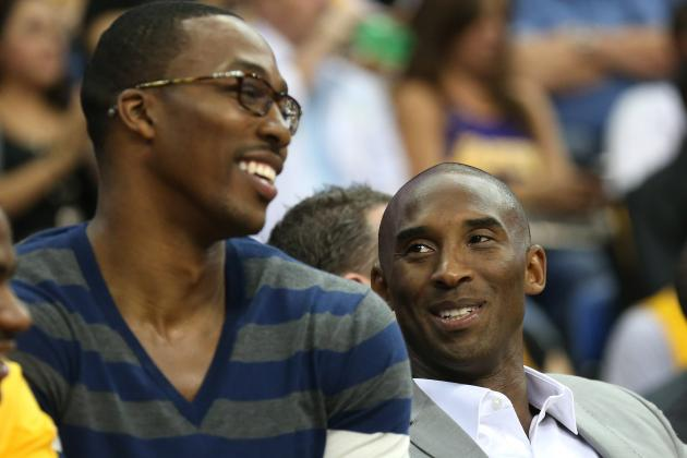 Why Kobe Bryant Will Alter Dwight Howard's Public Image in 2012-13