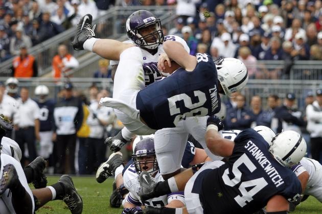Penn State Football 2012: Top Storylines Heading into the Week 8 Game at Iowa