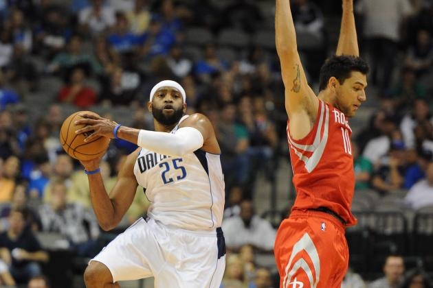 Vince Carter: You Won't Miss Jason Terry; I'll Be Mavericks' Sixth Man