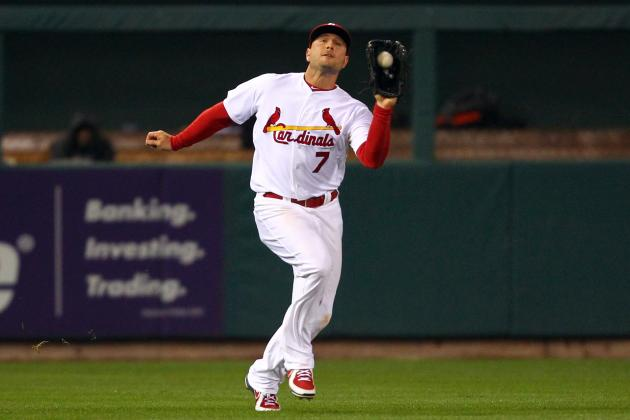 2012 NLCS: No Beltran, No Problem as Cardinals Move to Brink of World Series