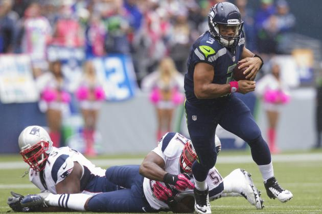 Comparing Russell Wilson and Drew Brees as NFL Quarterbacks
